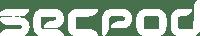 SecPod Logo Full - Dark Background